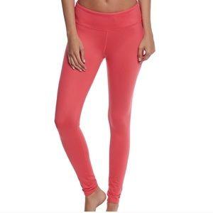 Alo yoga airbrush leggings peony size small